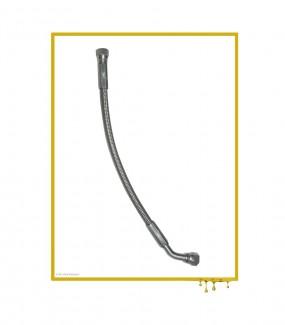 Latiguillos Metálicos de 40 centímetros para Extractor de Circuito Cerrado de Mr.Hide Extracts.