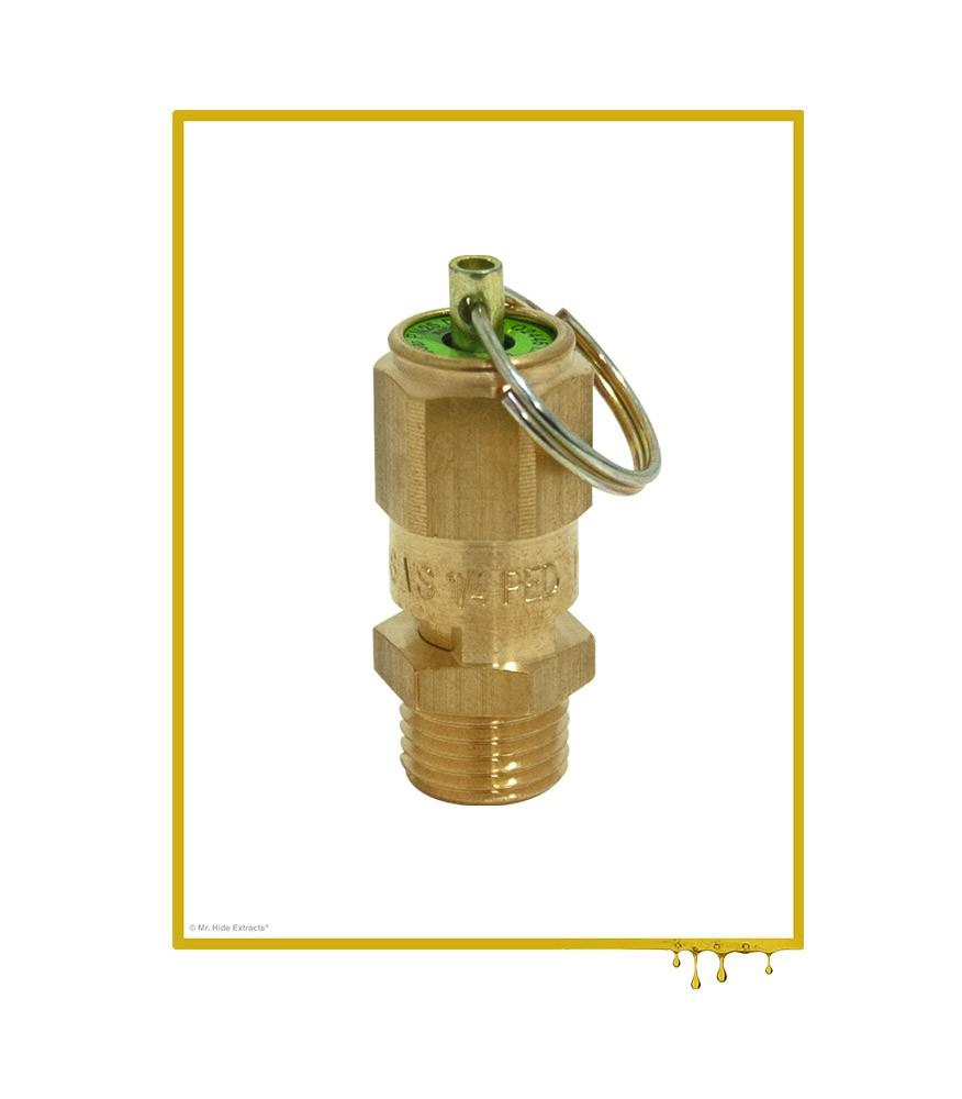 Válvula de Aguja para Minería de Mr.Hide Extracts.