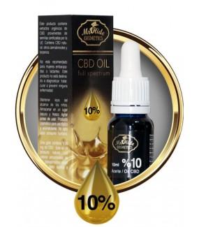 Aceite CBD 10% Mr. Hide...