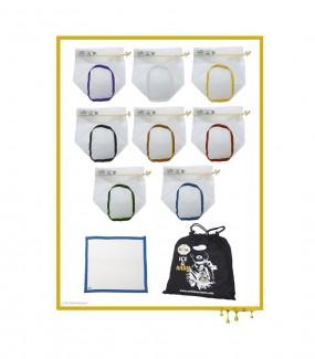 4L - Kits Mallas ICE & HASH